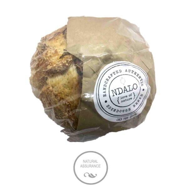 Ndalo Plain Sourdough bread