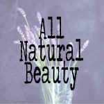 All Natural Beauty
