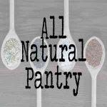All Natural Pantry
