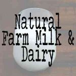 Natural Farm Milk & Dairy